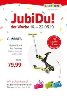 BabyOne, JUBIDU! DER WOCHE für Leipzig1