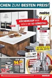 Aktueller Segmüller Prospekt, Segmüller: Küchen, Seite 7