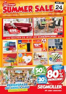 Segmüller - Segmüller: Summer Sale