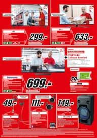 Aktueller MediaMarkt Prospekt, Mega Angebote und für jeden Wunsch der passende Service!, Seite 2
