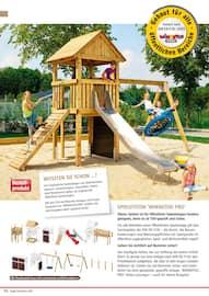 Aktueller BAUHAUS Prospekt, Gartengestaltung/Metallzaun, Seite 172