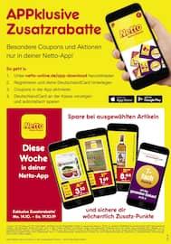 Aktueller Netto Marken-Discount Prospekt, Kaufe unverpackt!, Seite 39