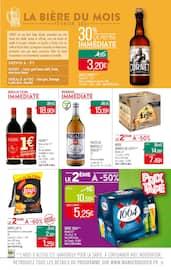 Catalogue Supermarchés Match en cours, Prix tapés, Page 23