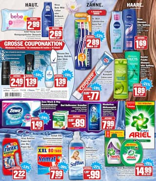 Aktueller Ullrich Verbrauchermarkt Prospekt, Aktuelle Angebote, Seite 18
