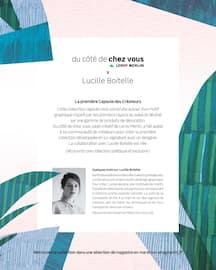 Catalogue Leroy Merlin en cours, Inspiration : Des idées qui donnent des idées, Page 20