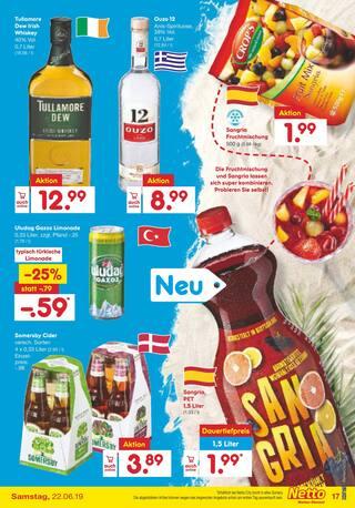 Aktueller Netto Marken-Discount Prospekt, Weltreise der Vielfalt, Seite 17