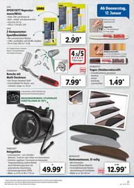 Aktueller Lidl Prospekt, WSV - Schraubt die Preise runter, Seite 21