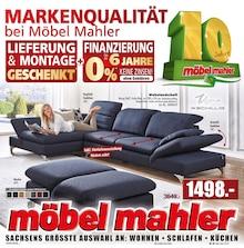 Möbel Mahler Siebenlehn, MARKENQUALITÄT BEI MÖBEL MAHLER für Frankenthal