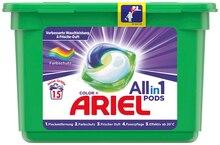 Waschmittel von Ariel im aktuellen REWE Prospekt für 4.44€
