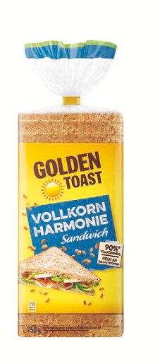 Backwaren von Golden Toast im aktuellen Lidl Prospekt für 1.73€