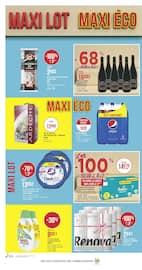 Catalogue Casino Supermarchés en cours, Maxi Lot - Maxi Éco, Page 6