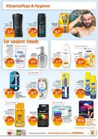 Aktueller Müller Prospekt, Unsere Preise sollten Sie vergleichen! , Seite 7