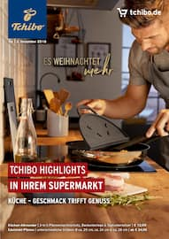 Aktueller Tchibo im Supermarkt Prospekt, ES WEIHNACHTET MEHR, Seite 1