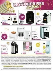 Catalogue Géant Casino en cours, Des cadeaux par milliers !, Page 20