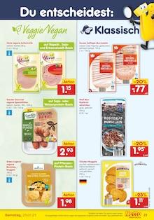 Wurst im Netto Marken-Discount Prospekt EINER FÜR ALLES. ALLES FÜR GÜNSTIG. auf S. 20