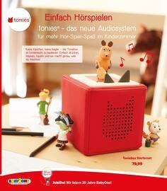 Aktueller BabyOne Prospekt, Wunderbare SpielzeugWelt: Tolle Geschenkideen für Weihnachten!, Seite 6
