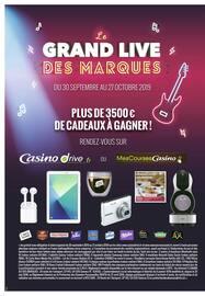 Catalogue Géant Casino en cours, Les promos entrent en scène !, Page 2