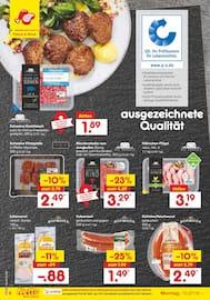 Aktueller Netto Marken-Discount Prospekt, Nachhaltig und lecker!, Seite 6