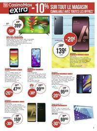 Catalogue Géant Casino en cours, Soldes, Page 9
