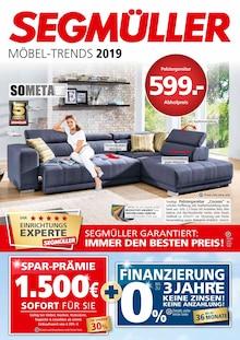 Segmüller, MÖBEL TRENDS für Frankfurt (Main)