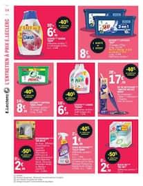 Catalogue E.Leclerc en cours, Vos super pouvoirs d'achat !, Page 34