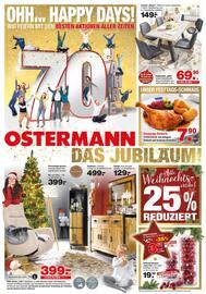 Aktueller Ostermann Prospekt, OHHH…HAPPY DAYS!, Seite 1