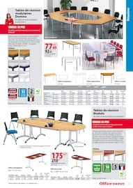Catalogue Office DEPOT en cours, Catalogue Mobilier, tout pour votre bureau, Page 51