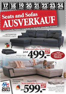 Seats and Sofas - Seats and Sofas Ausverkauf