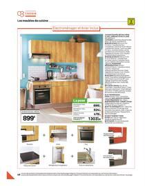 Catalogue Leroy Merlin en cours, Ma Cuisine, Page 50