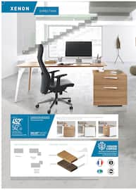 Catalogue Top Office en cours, Mobilier de bureau, Page 26