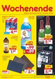 Aktueller Netto Marken-Discount Prospekt, Super Wochenende, Seite 3