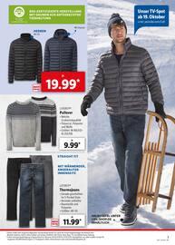 Aktueller Lidl Prospekt, Perfekt gekleidet für den Winter, Seite 3