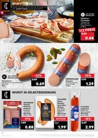 Aktueller Kaufland Prospekt, ALLES FÜR EINEN, Seite 22