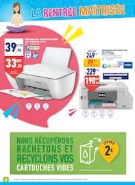 Catalogue Bureau Vallée en cours, La rentrée maîtrisée, Page 18