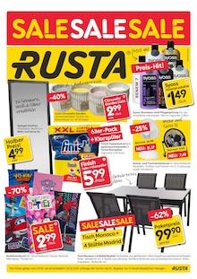 Rusta, SALE für Fahren