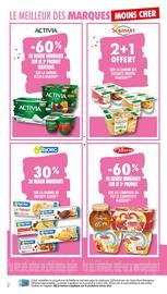 Catalogue Carrefour Market en cours, Le mois juste pour moi, Page 2