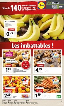 """Lidl Catalogue """"Les imbattables !"""", 1 page, Saint-Brice-sous-Forêt,  19/10/2021 - 26/10/2021"""