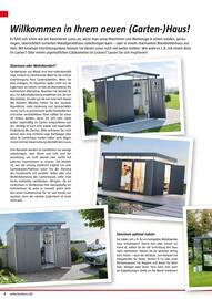 Aktueller BAUHAUS Prospekt, Gartenhäuser/Carports, Seite 4