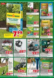 Aktueller hagebaumarkt Prospekt, Gartencenter, Seite 4