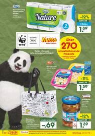 Aktueller Netto Marken-Discount Prospekt, So schmeckt der Sommer, Seite 22