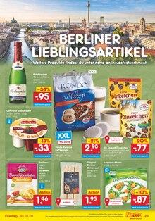 Wurst im Netto Marken-Discount Prospekt EINER FÜR ALLES. ALLES FÜR GÜNSTIG. auf S. 22