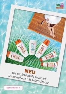 Sebamed - NEU - Die professionelle Sebamed Sonnenpflege mit 4-fach Schutz