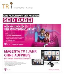 TRI IT Service, EINE AKTION NACH DER ANDEREN - SEID DABEI für Bremen1