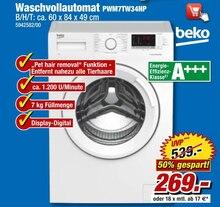 Waschmaschine von Beko im aktuellen POCO Prospekt für 269€