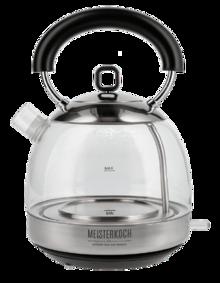Wasserkocher von Meisterkoch im aktuellen Möbel Kraft Prospekt für 39€