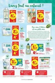 Catalogue U Express en cours, Pour vous, le bio est à petits prix., Page 15