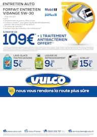 Catalogue Vulco en cours, Recevez jusqu'à 120€ en bon d'achat, Page 6