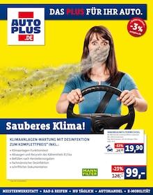 AUTOPLUS - Sauberes Klima!