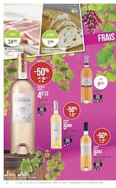 Catalogue Géant Casino en cours, Salon des vins d'été, Page 4