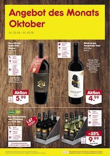 Netto Marken-Discount Prospekt Angebot des Monats Oktober